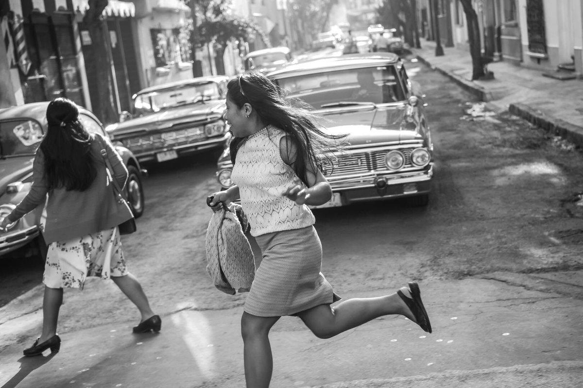 Globos de Oro Roma Yalitza Aparicio London Film Critics