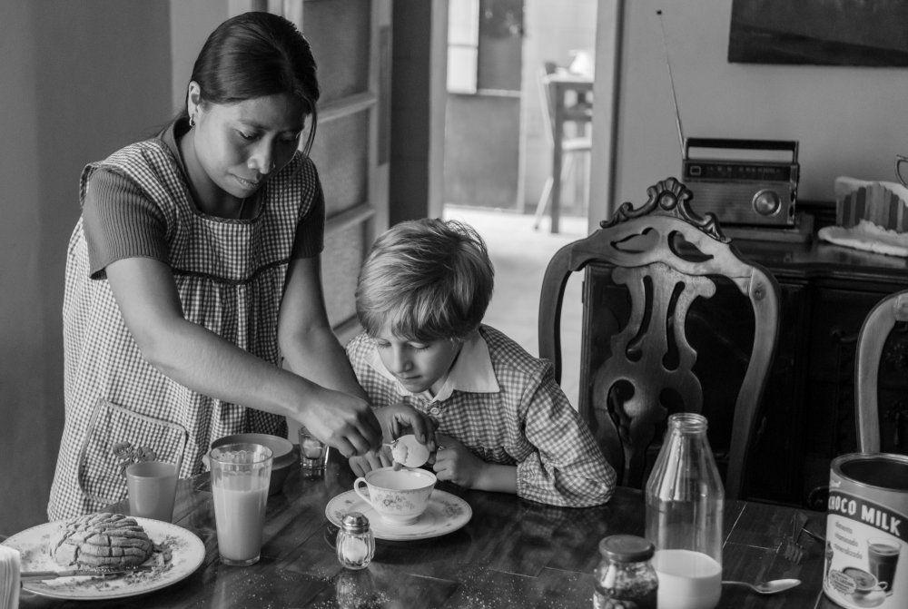 'Roma', de Alfonso Cuarón, da un paso más en su camino al Oscar