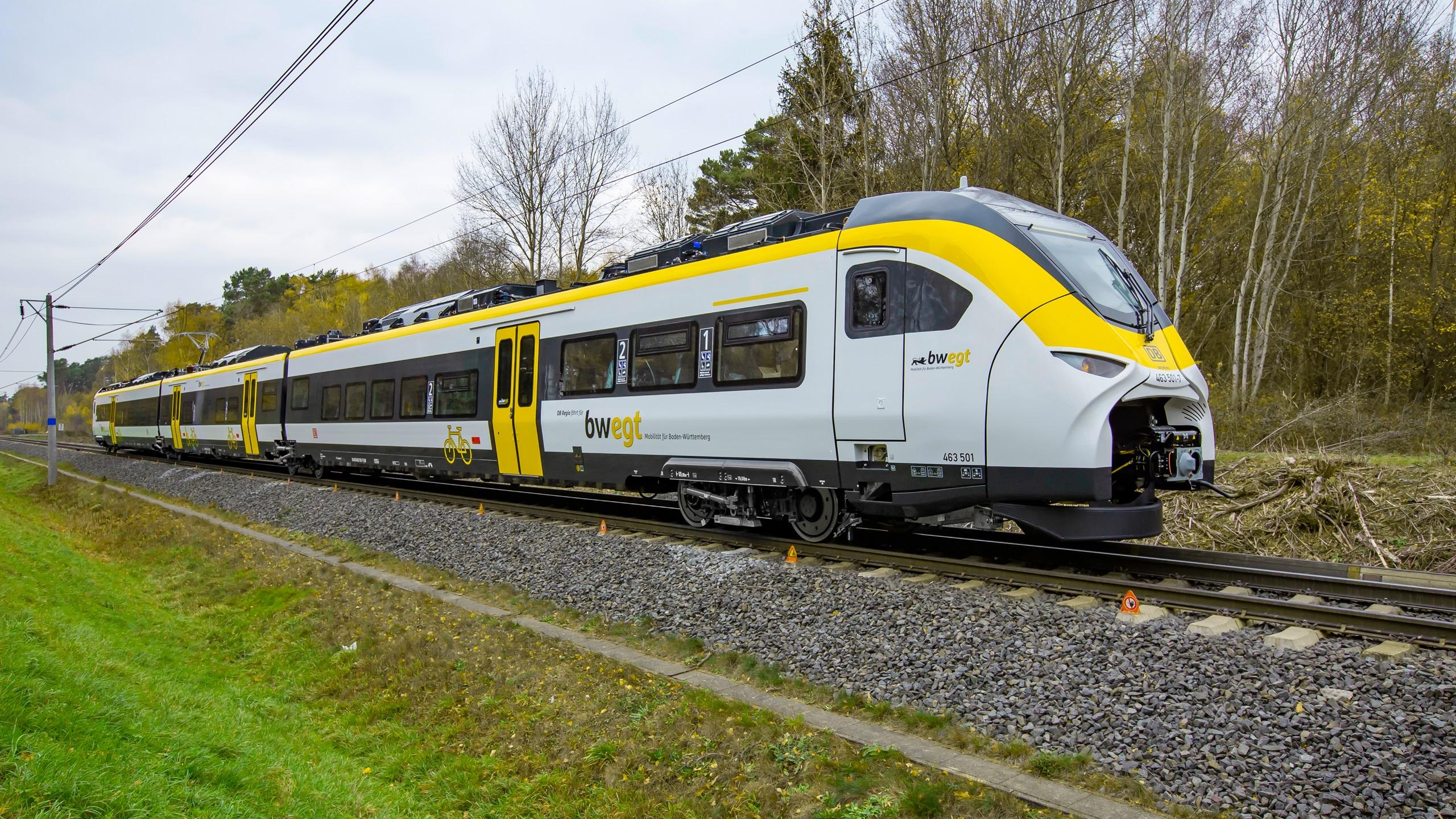 Siemens se apunta para construir un Tren Maya inteligente