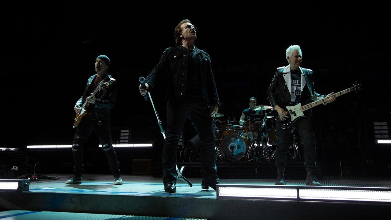 U2 y Coldplay son los artistas mejor pagados de 2018