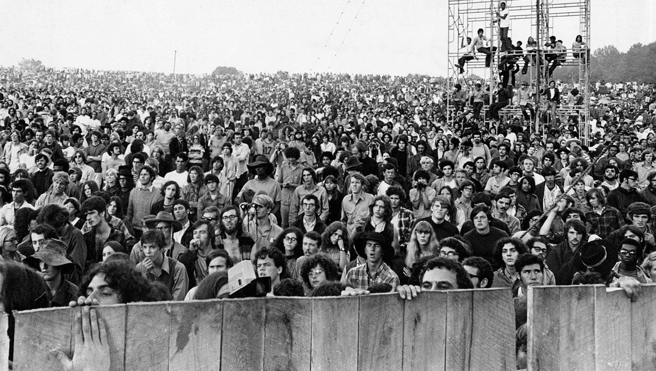El festival de Woodstock regresa 50 años después