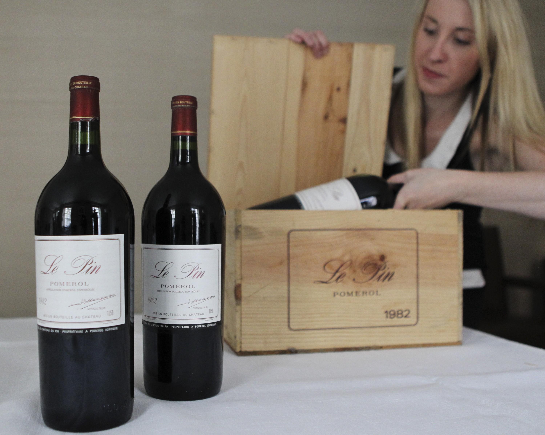 Líquido ilíquido: finos vinos en tiempos volátiles