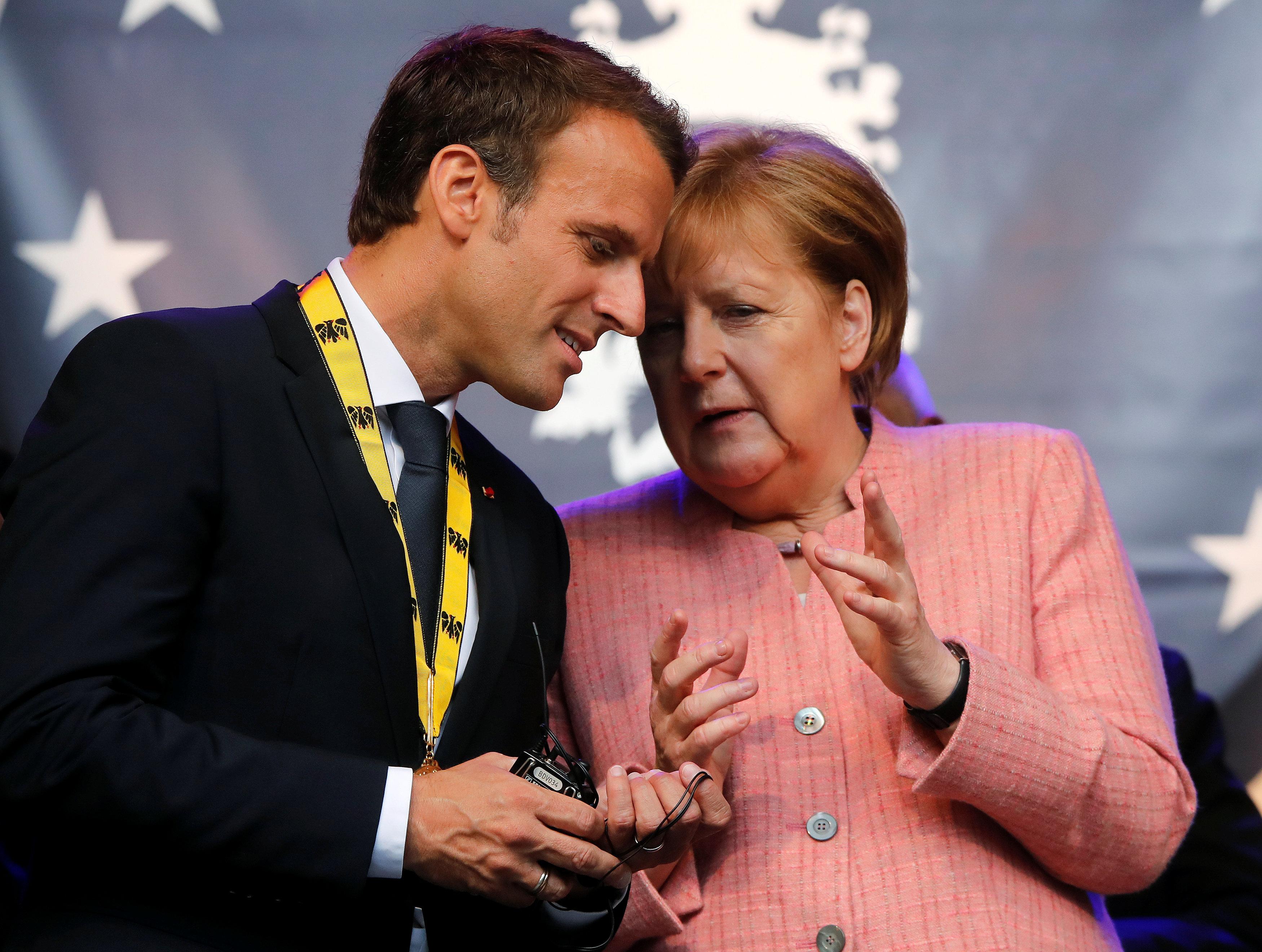El nuevo Tratado del Elíseo: Francia y Alemania estrechan lazos