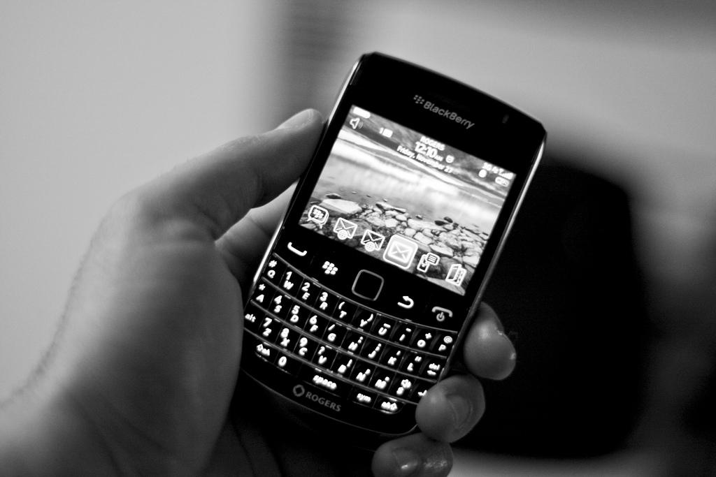 #10YearChallenge: BlackBerry era el rey de los smartphones en México