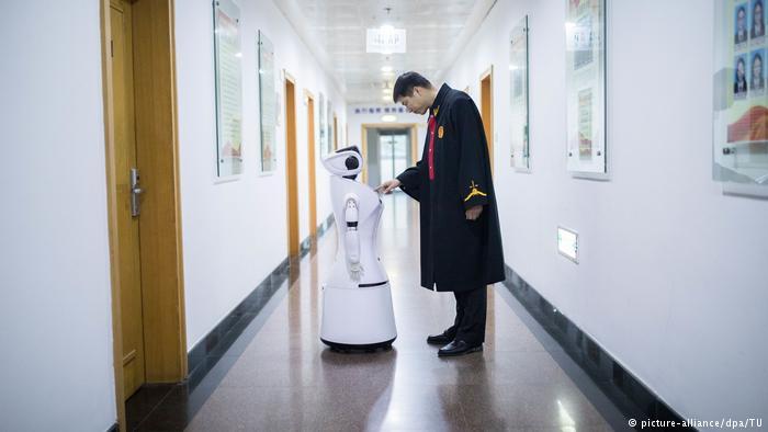 Inteligencia artificial en los tribunales: ¿cómo funciona?