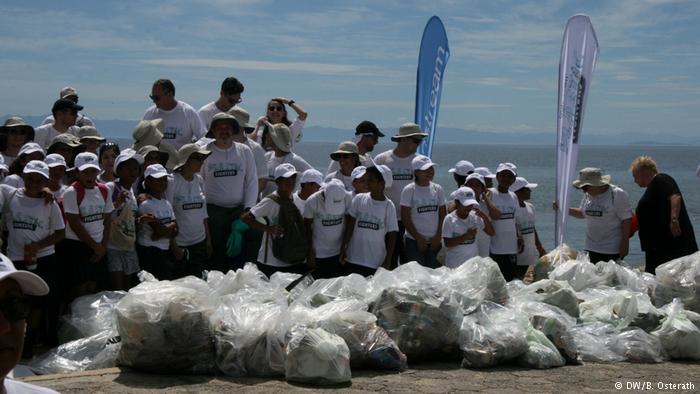 América Latina: chao al plástico
