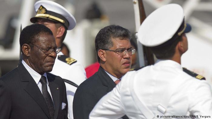 El mejor amigo africano de Maduro