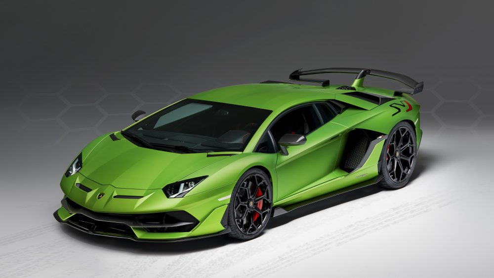 El Lamborghini Aventador SVJ llega a México