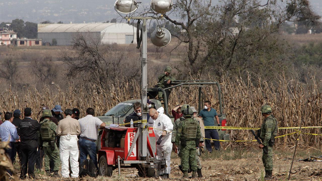 Se intentó llamar 11 veces al helicóptero de gobernadora de Puebla: SCT