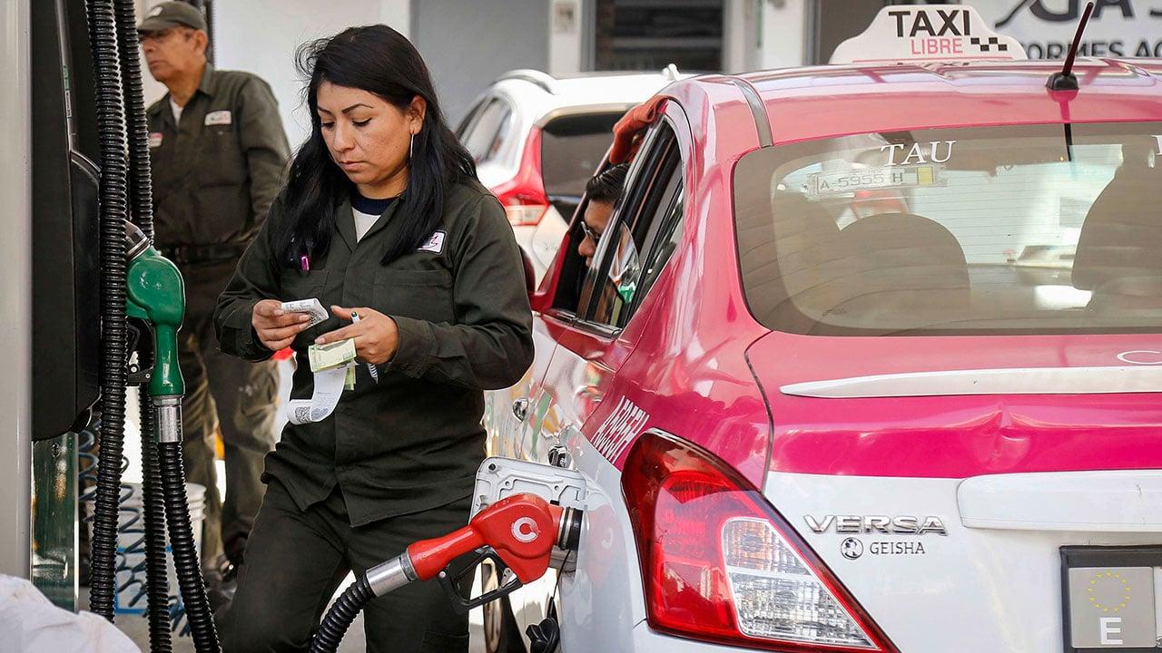 Inflación interanual cae en marzo a 3.25% por baja en precios de la gasolina