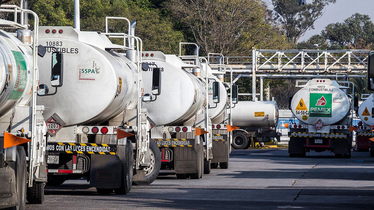 Demanda de gasolina se mantuvo estancada al cierre de octubre