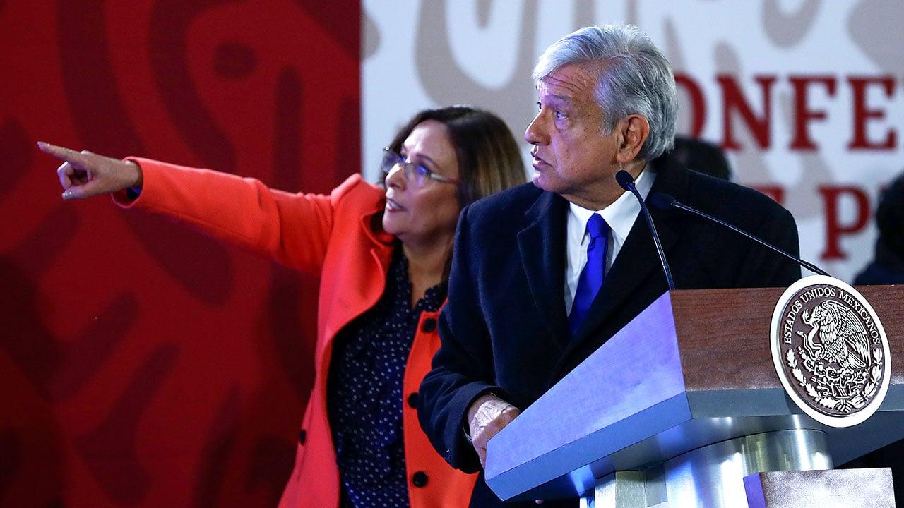 Gertz Manero, Bátiz y De Gyves, la terna de AMLO para la Fiscalía General