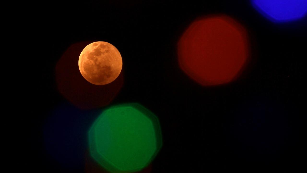 La Superluna y los demás eventos astronómicos que se disfrutarán este mes