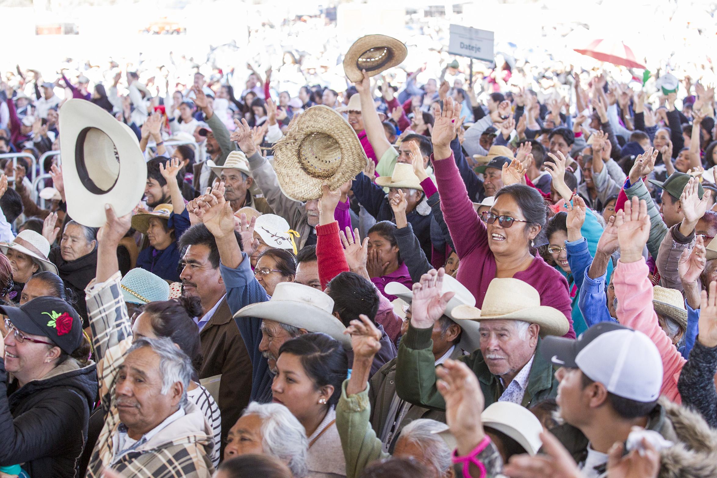 México, último en la OCDE en el gasto social
