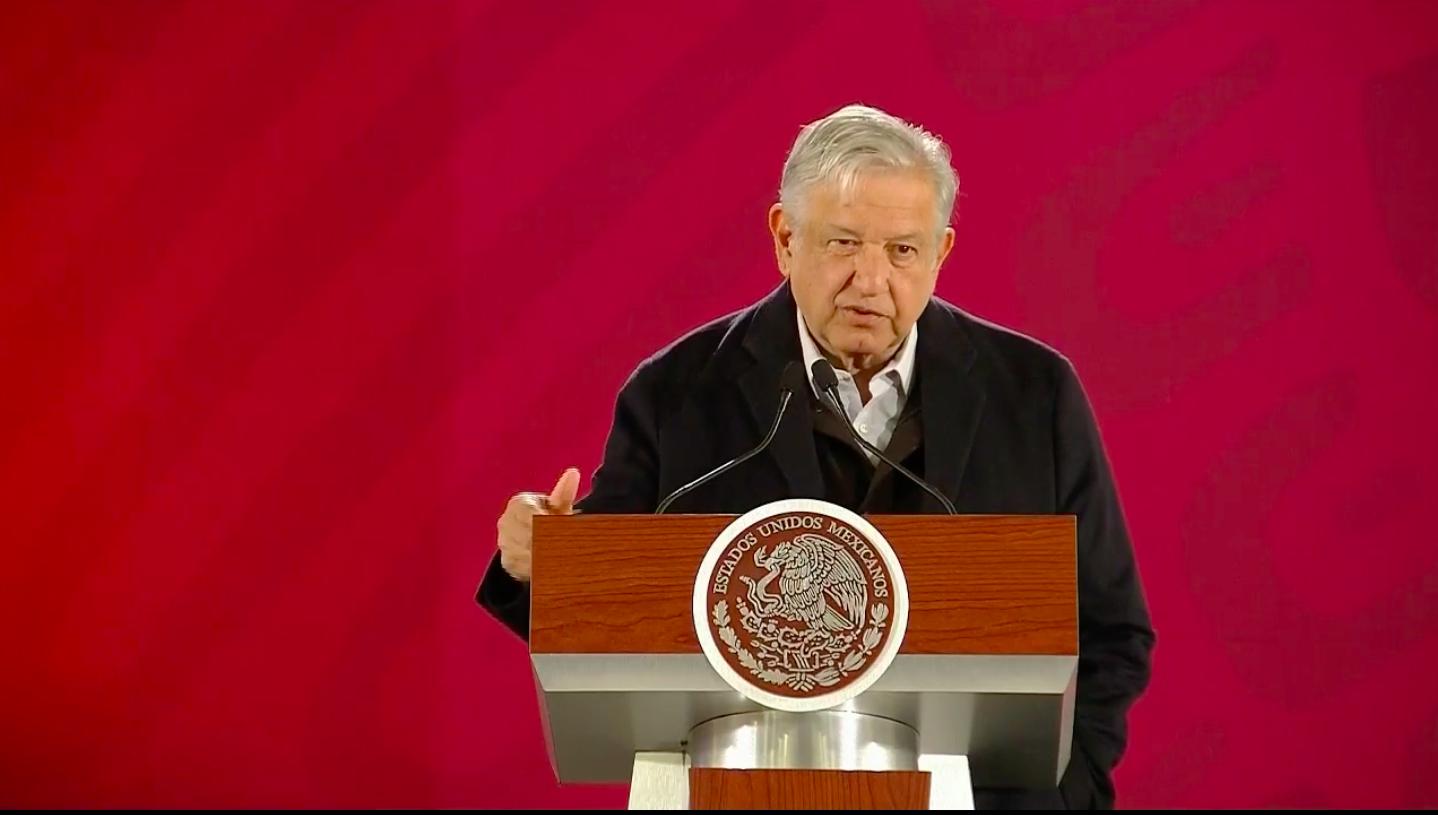 López Obrador garantiza independencia en la investigación de la explosión en Hidalgo
