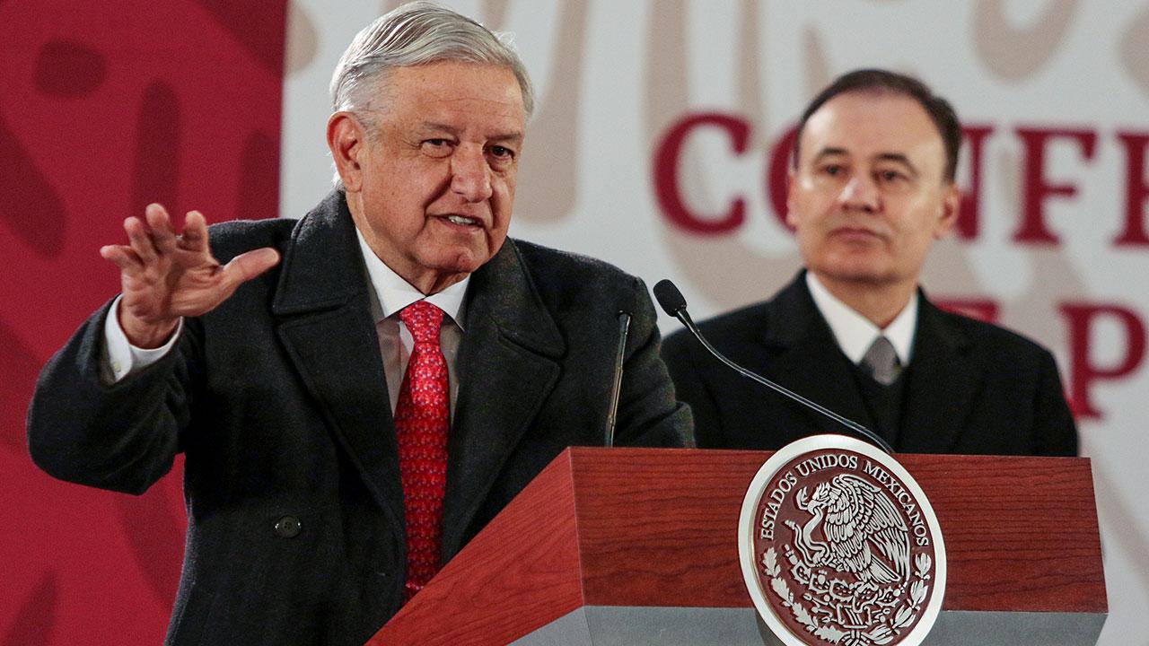 Salud y seguridad, retos del gobierno federal: López Obrador