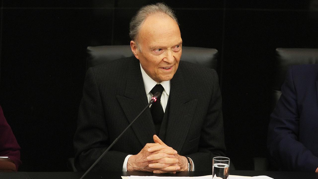 Senado avala a Gertz Manero como Fiscal General