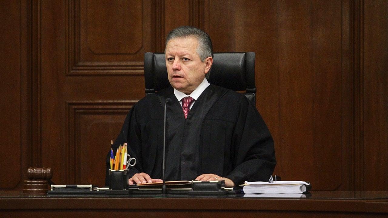 Jueces piden a legisladores corregir ampliación de mandato de Zaldívar