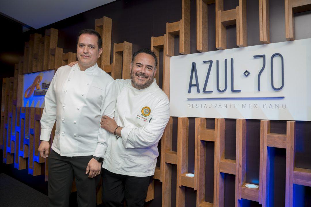 El restaurante Azul 70 renueva su propuesta gastronómica