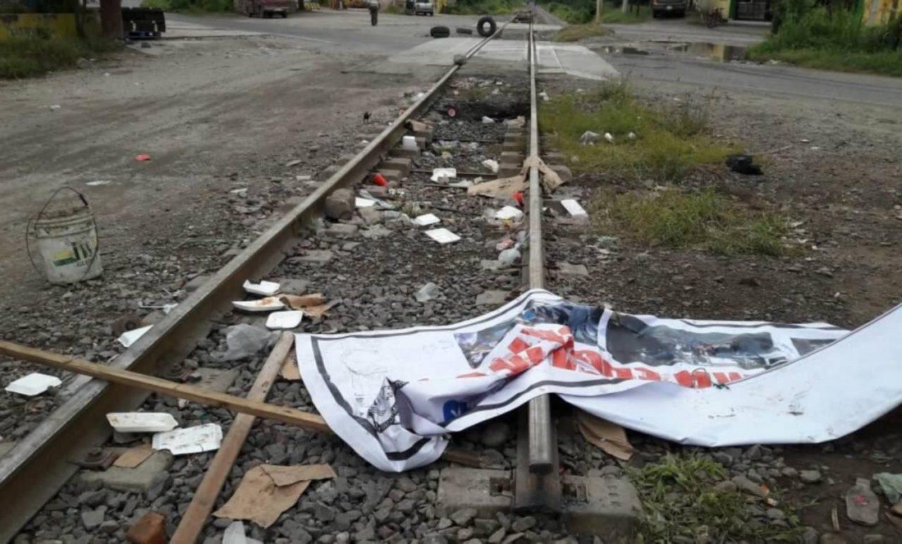 251 trenes con mercancías, 'rehenes' de los bloqueos en Michoacán