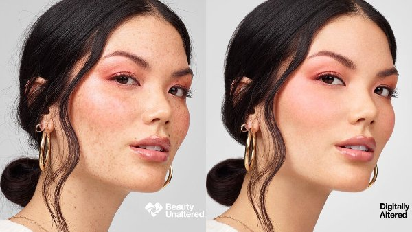 Marcas de belleza y farmacias en campaña por una belleza sin Photoshop