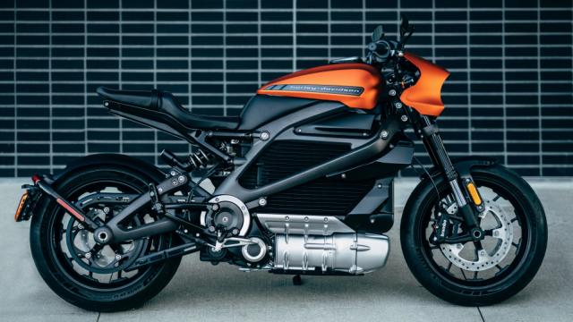 Foto Harley Davidson web.