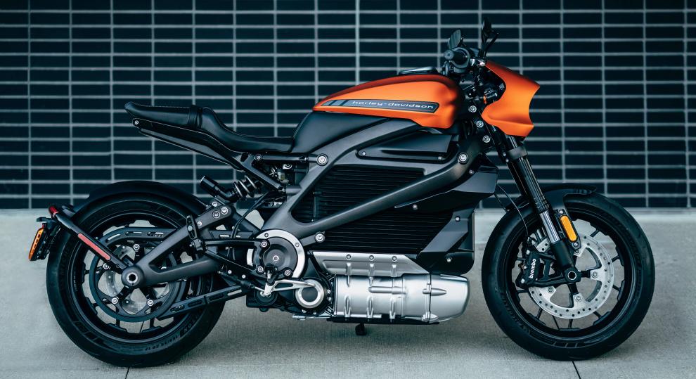 CES 2019 | Harley-Davidson presenta su moto eléctrica con bluetooth