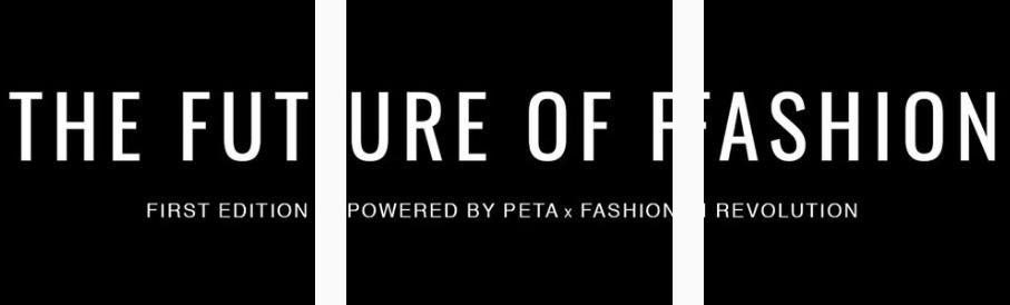 La primera Semana de la Moda Vegana se realizará en Los Ángeles