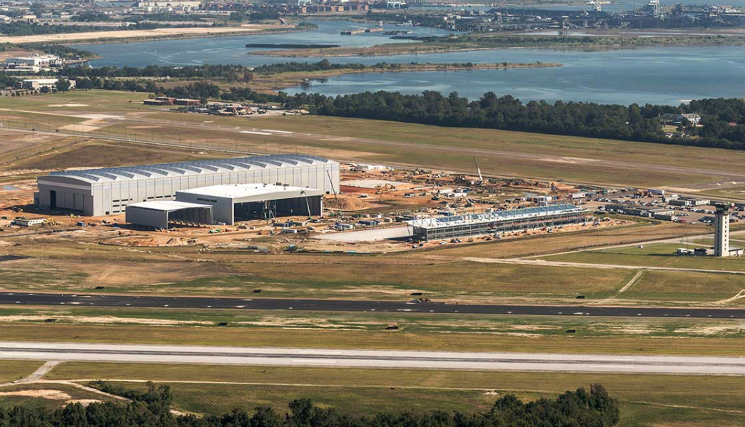 Airbus inicia construcción de planta para modelo A220