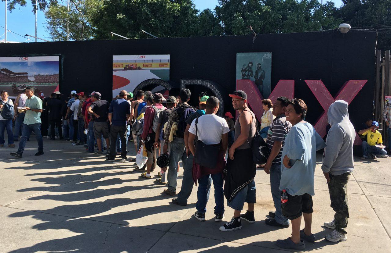 México y Centroamérica se preparan para una nueva caravana