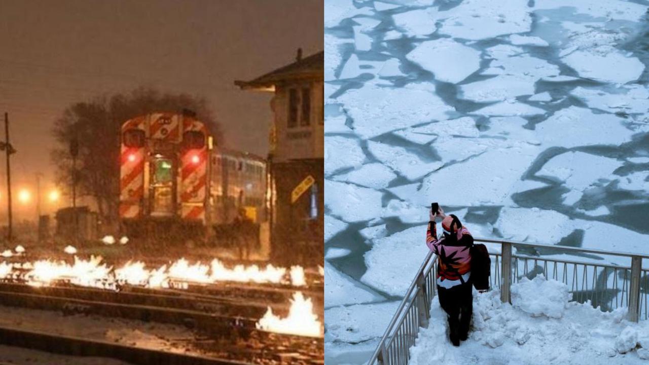 2019: el año en el que Chicago se congeló