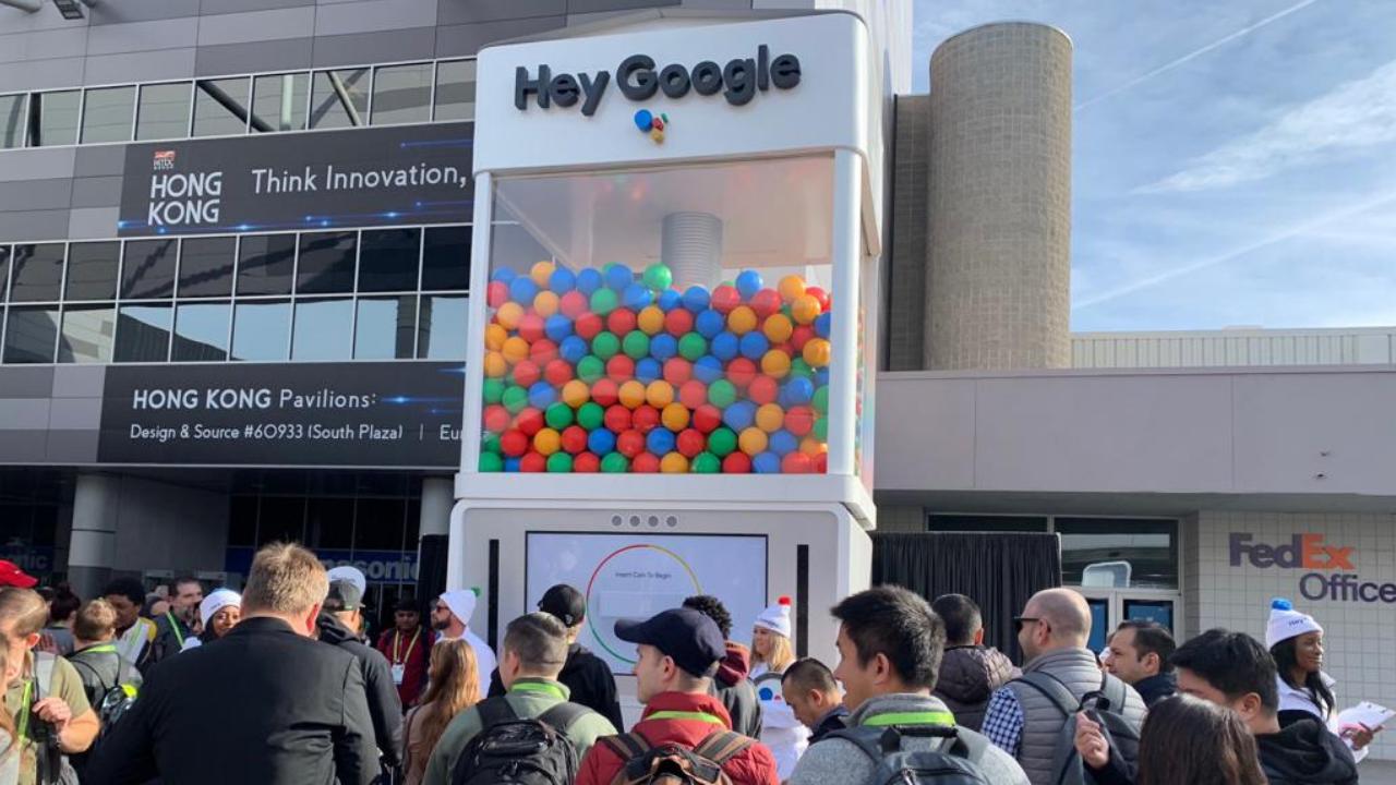 CES 2019 | Así arranca la feria de la tecnología más diversa de la historia