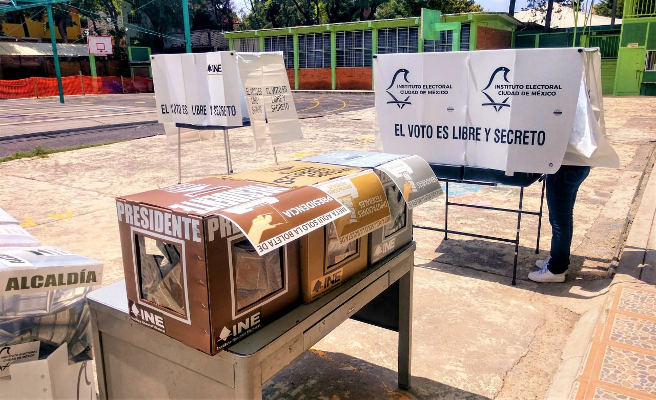Jornada electoral 'tranquila', asegura Fepade