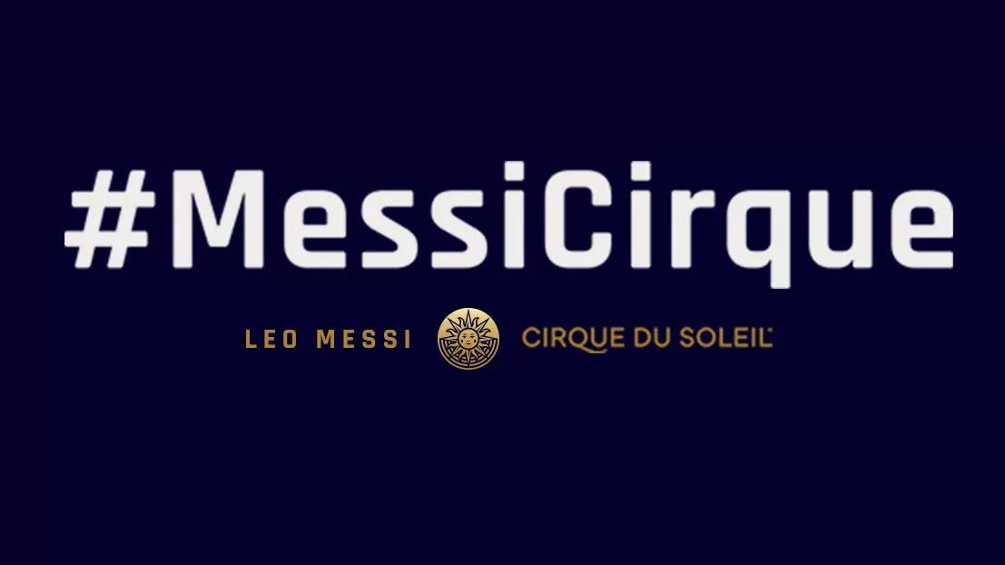 Así será el show de Cirque du Soleil inspirado en Lionel Messi