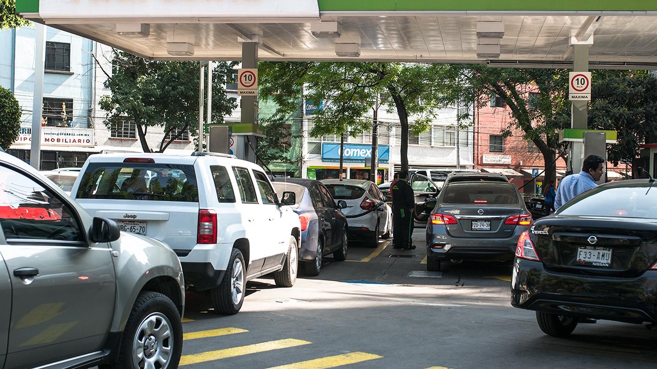 Pese a cuarentena, México demandó más gasolina al cierre de abril