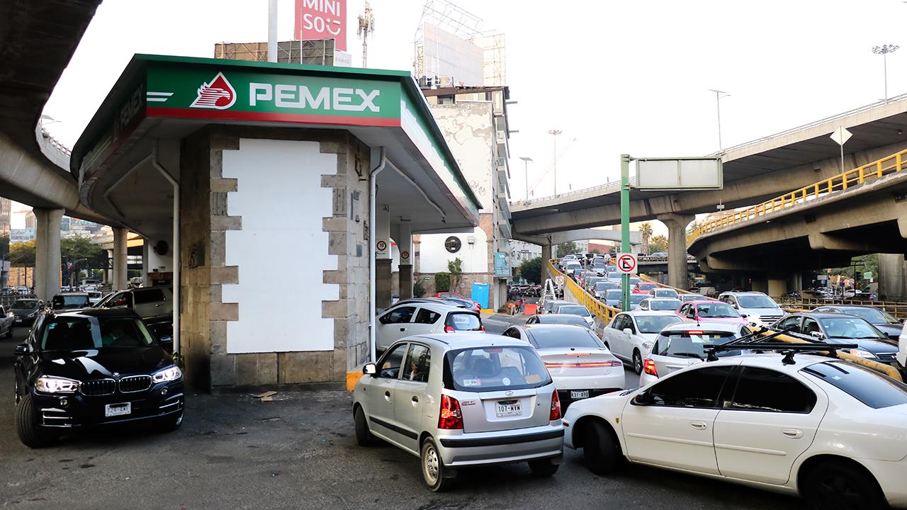 Demanda de gasolina regresó a la normalidad en diciembre