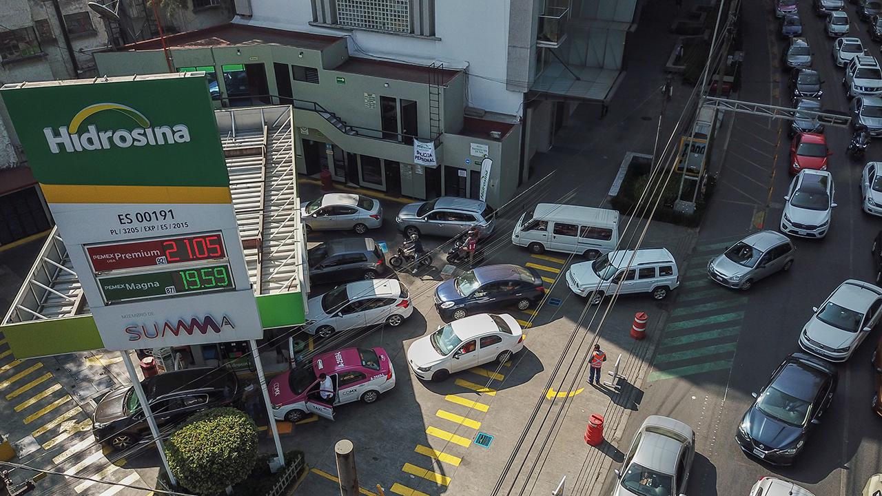 Tras cuarentena, México está pidiendo más gasolina