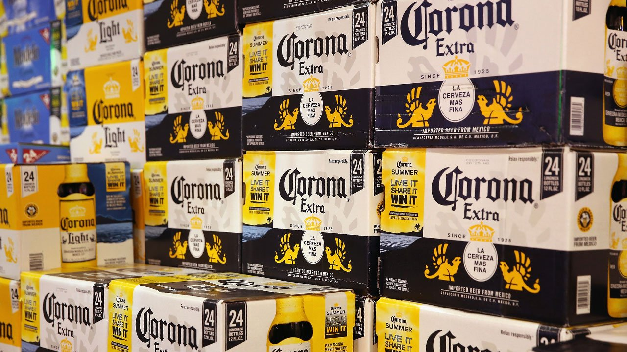 Constellation Brands sigue levantando su planta en Mexicali