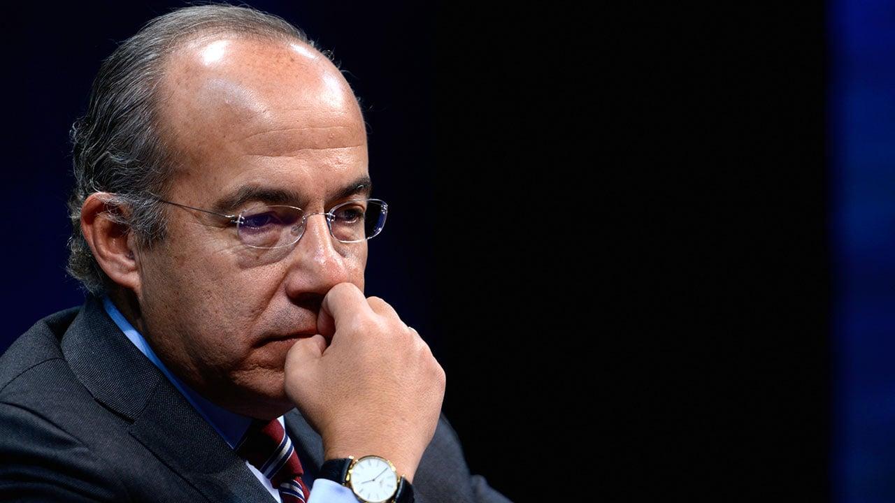 Calderón responde a Bartlett sobre señalamientos de corrupción en CFE