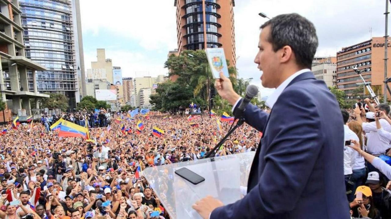 El liderazgo frente a la crisis que vive Venezuela
