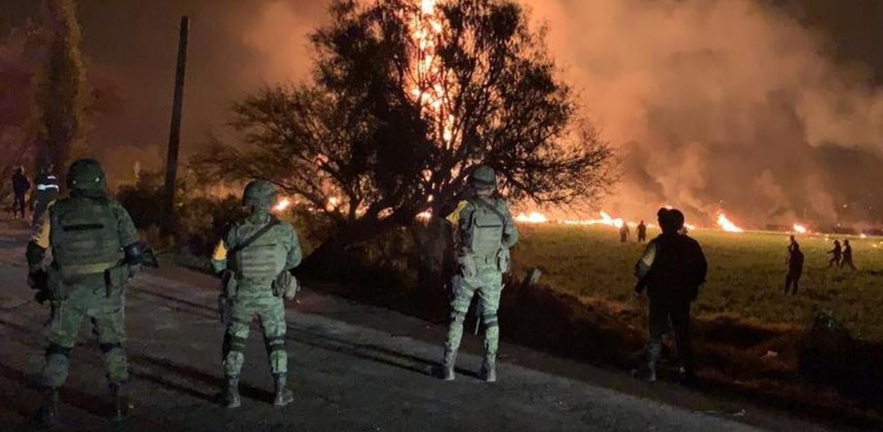 El incendio del ducto de Pemex en Tlahuelilpan dividió las redes sociales