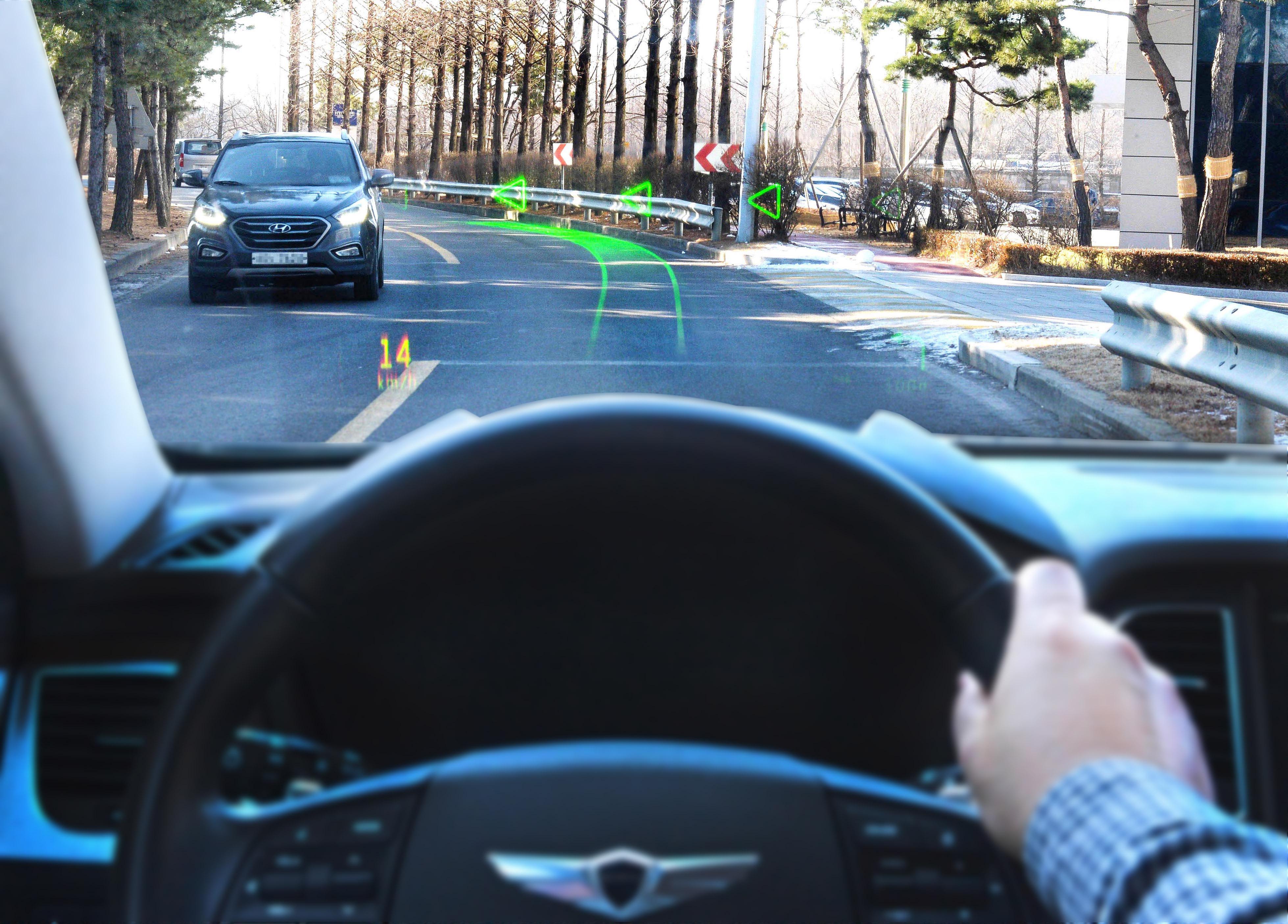CES 2019 | Realidad Aumentada, alternativa para sistemas de navegación en los autos