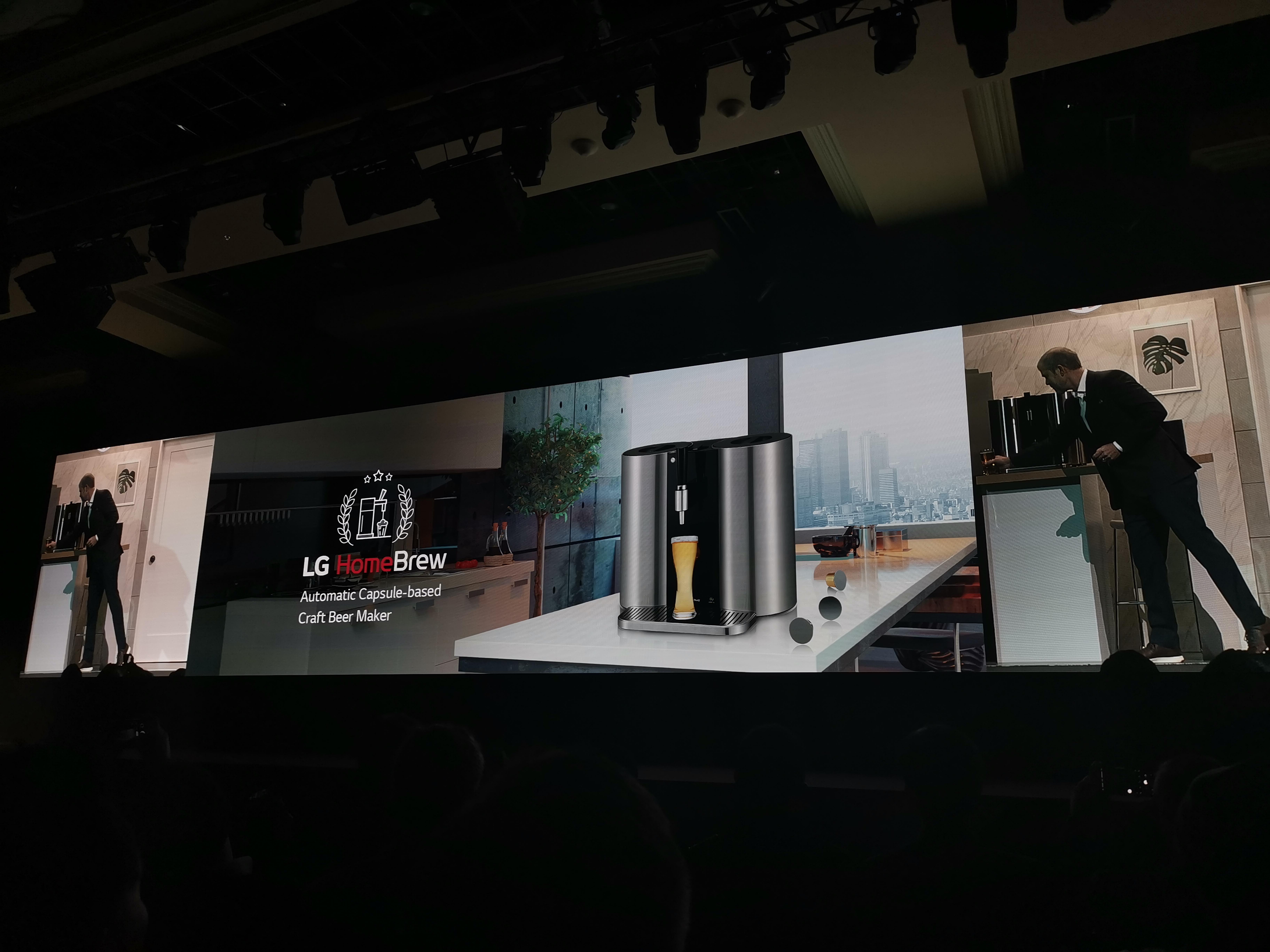 CES 2019 | Con esta máquina podrás preparar cerveza en tu casa
