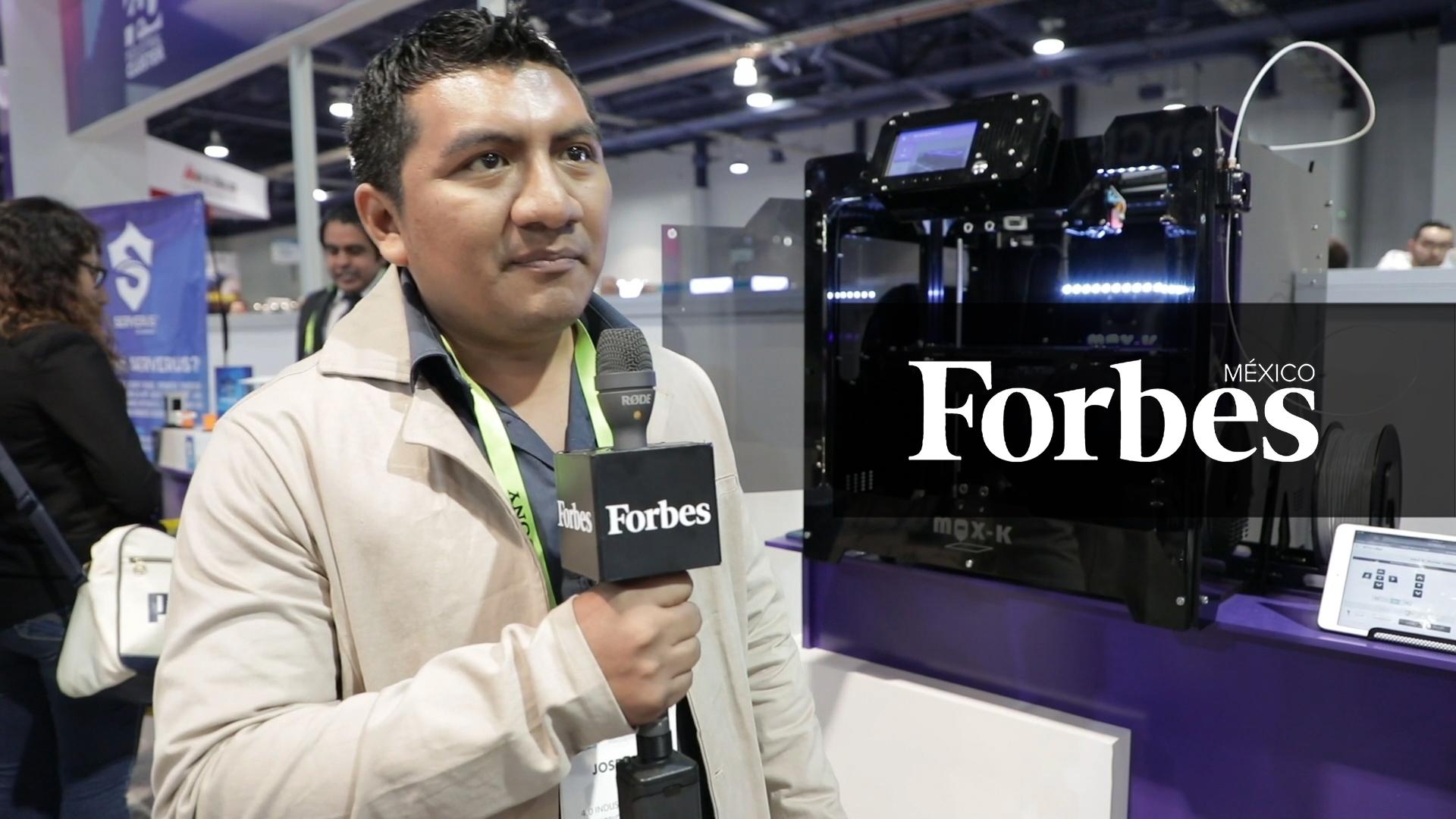 CES 2019 | En Mérida se fabrica la primer impresora 3D con Google assistant