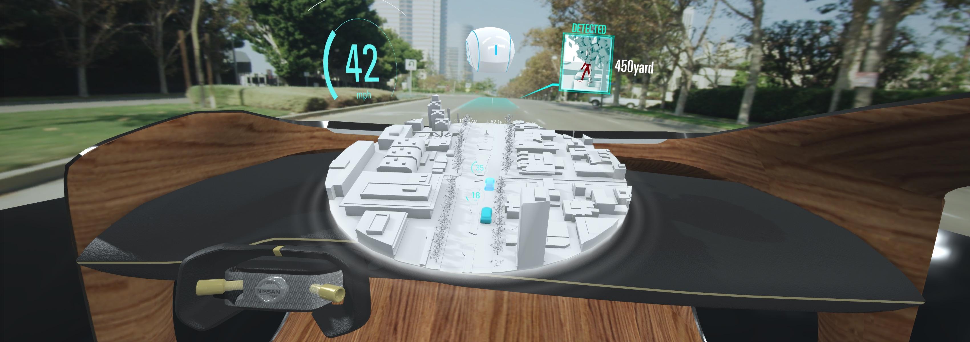 CES2019 | Nissan presentará su concepto de tecnología invisible a visible