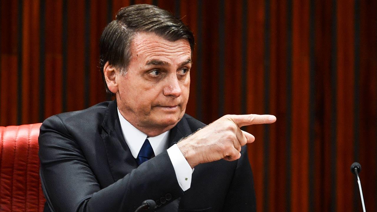 Jair Bolsonaro, Presidente de Brasil. Foto: Notimex.