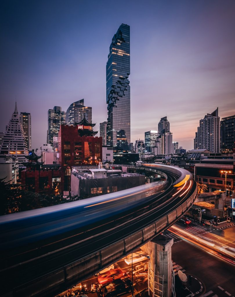 Bangkok Orient Express