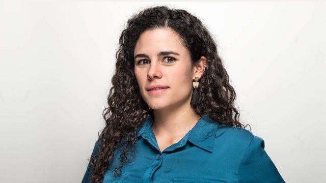 Luisa María Alcalde, Secretaria de trabajo y previsión social. Foto: Angélica Escobar/Forbes México.