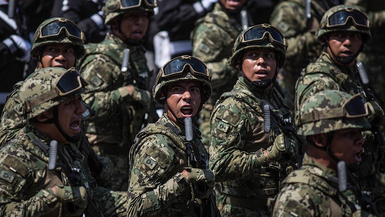 Fuerzas Armadas en las calles, riesgo para los derechos humanos: CNDH