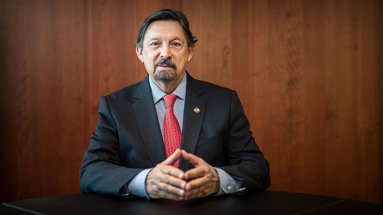 Entrevista | Gómez Urrutia, un cuestionado líder que quiere poner 'orden' en las empresas